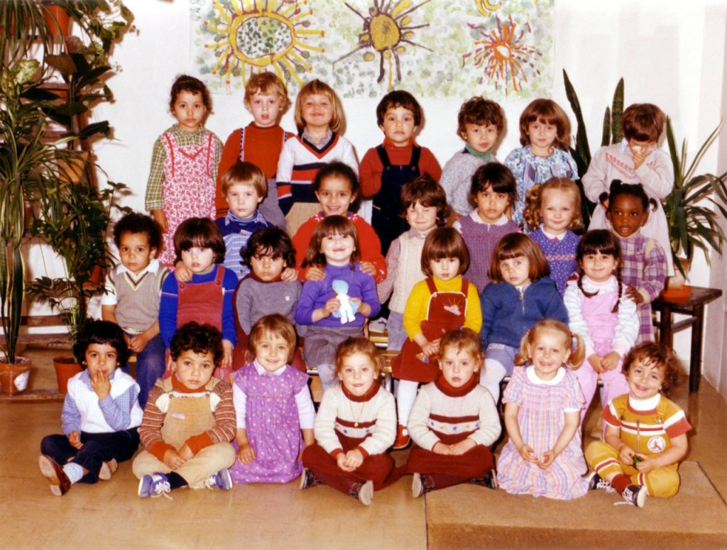 1980-81 – Maternelle