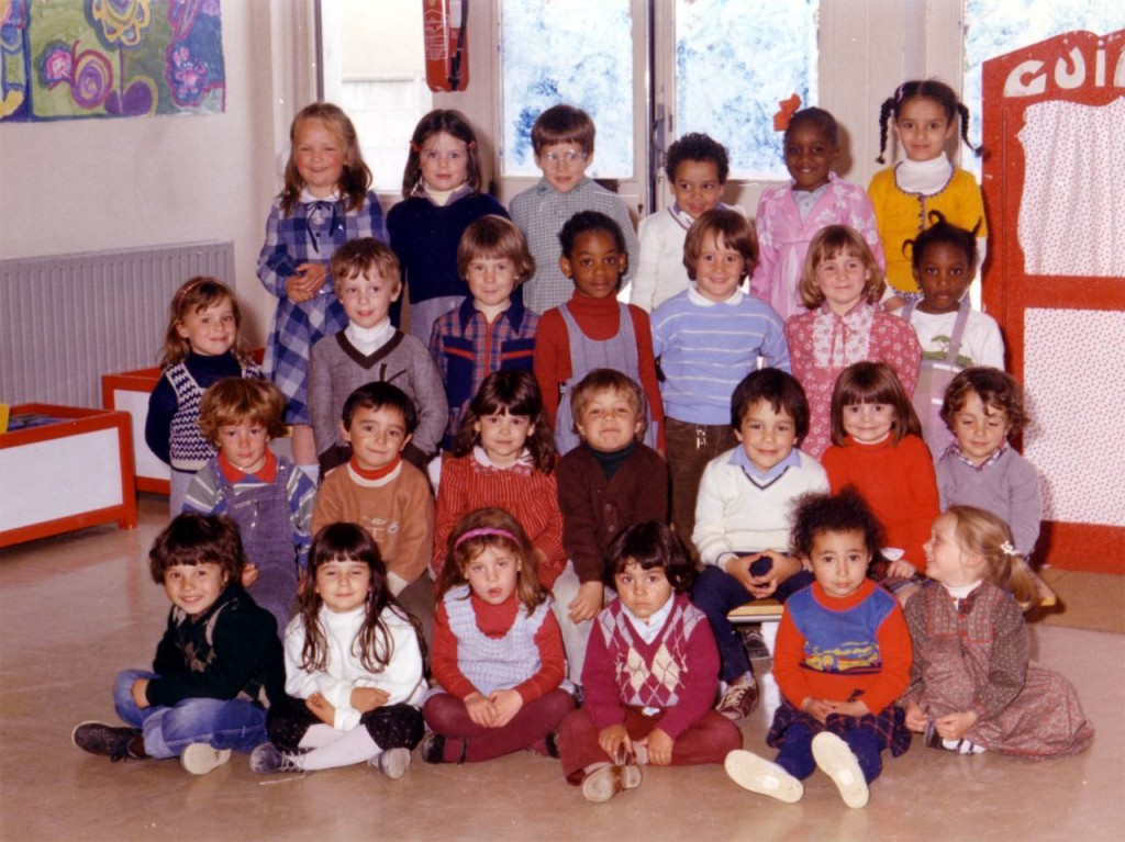 1981-82 – Maternelle