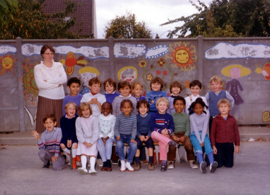 1982-83 – Maternelle